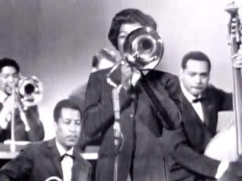 Melba Liston My Reverie   Quincy Jones   TV   Play RTS 1960 Lausanne
