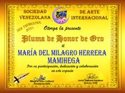 Ma del Milagro Herrera  Mamihega