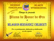 Milagros Hernández Chiliberti