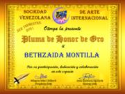 Bethzaida Montilla Aparicio