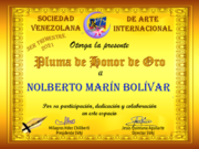 Nolberto Marín Bolívar