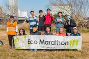 二子玉川エコマラソン 表彰式 (3MB以下)-12