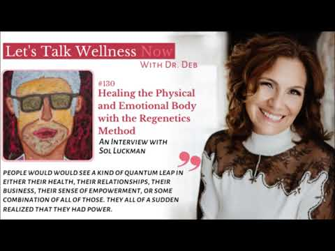 Healing the Physical & Emotional Body with Regenetics—A Conversation with Sol Luckman (Teaser)