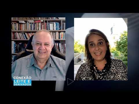 Conexão Leite & Derivados com Roberta Mara Züge | AgroMais