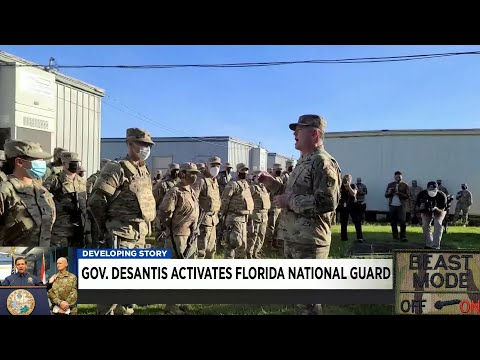 !~*MILITARY🚨ALERT*~!FLORIDA NOW TO BEGIN *ARRESTING FEDERAL AGENTS INSIDE OUR BORDERS(!)NO MANDATES!