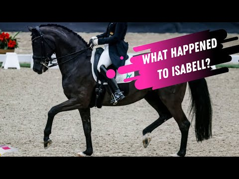 What Happened To Isabell Werth And Weihegold At The European Championships?