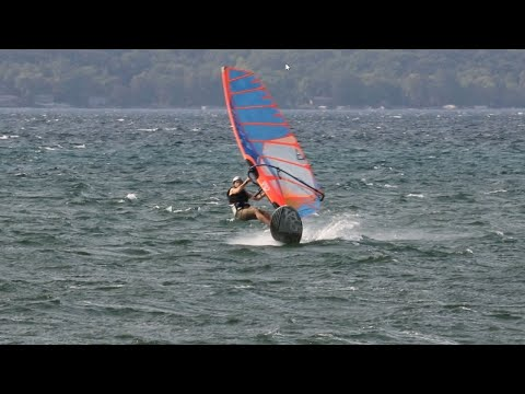 Rodeo Windsurfing