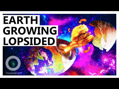 Earth's Core Growing Lopsided, and Cooling Process Behind it Will Eventually Destroy the Planet