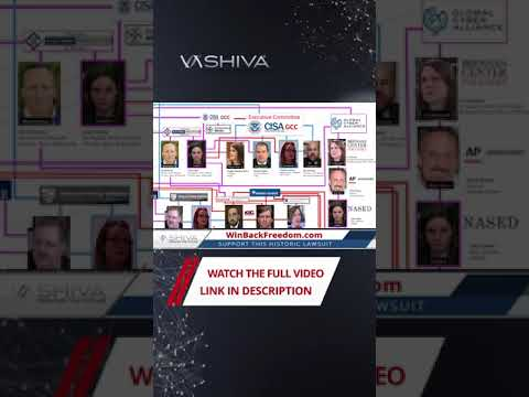 MIT PhD Uncovers HOW Government Launders Censorship | Dr.SHIVA #Shorts