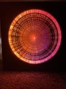 "Weschka Wall lamp ""Magic eye""02"
