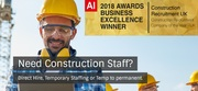 Construction Recruitment UK