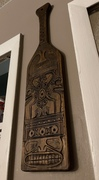 Duho carving