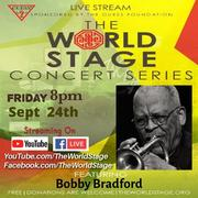 """BOBBY BRADFORD Presents: """"Stealin' Home - A Jackie Robinson Dedicated Suite"""" ¿8 or 9? PM PT *updatez*"""