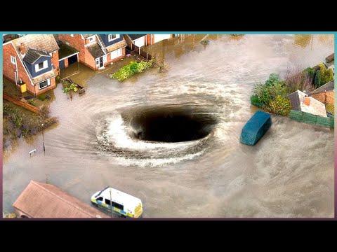Most Insane Natural Phenomena Caught On Camera