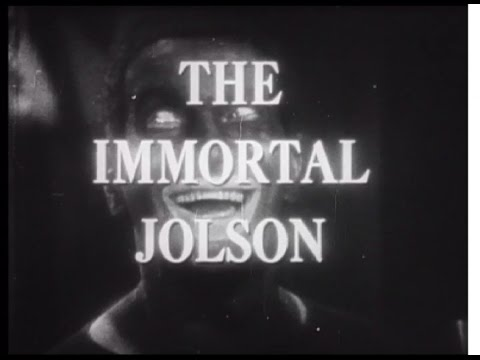 Hollywood & the Stars - The Immortal Jolson