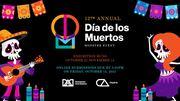 12th Annual Día de los Muertos Call for Artists at CityArts