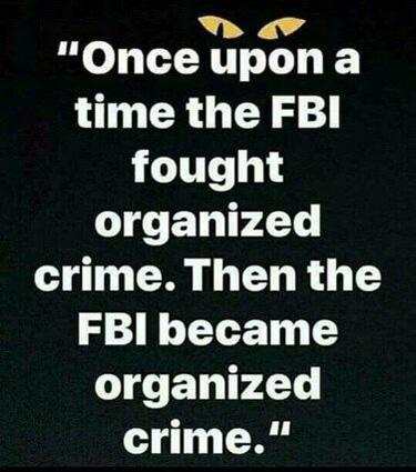 FBI, explained....