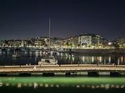 Ο Πειραιάς τη νύχτα