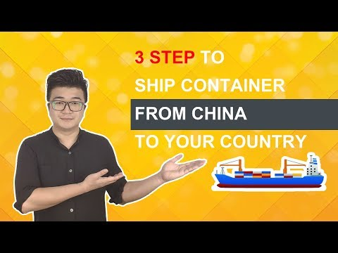 Shipping from China to USA  Cost and Timetable to US - Topshipping