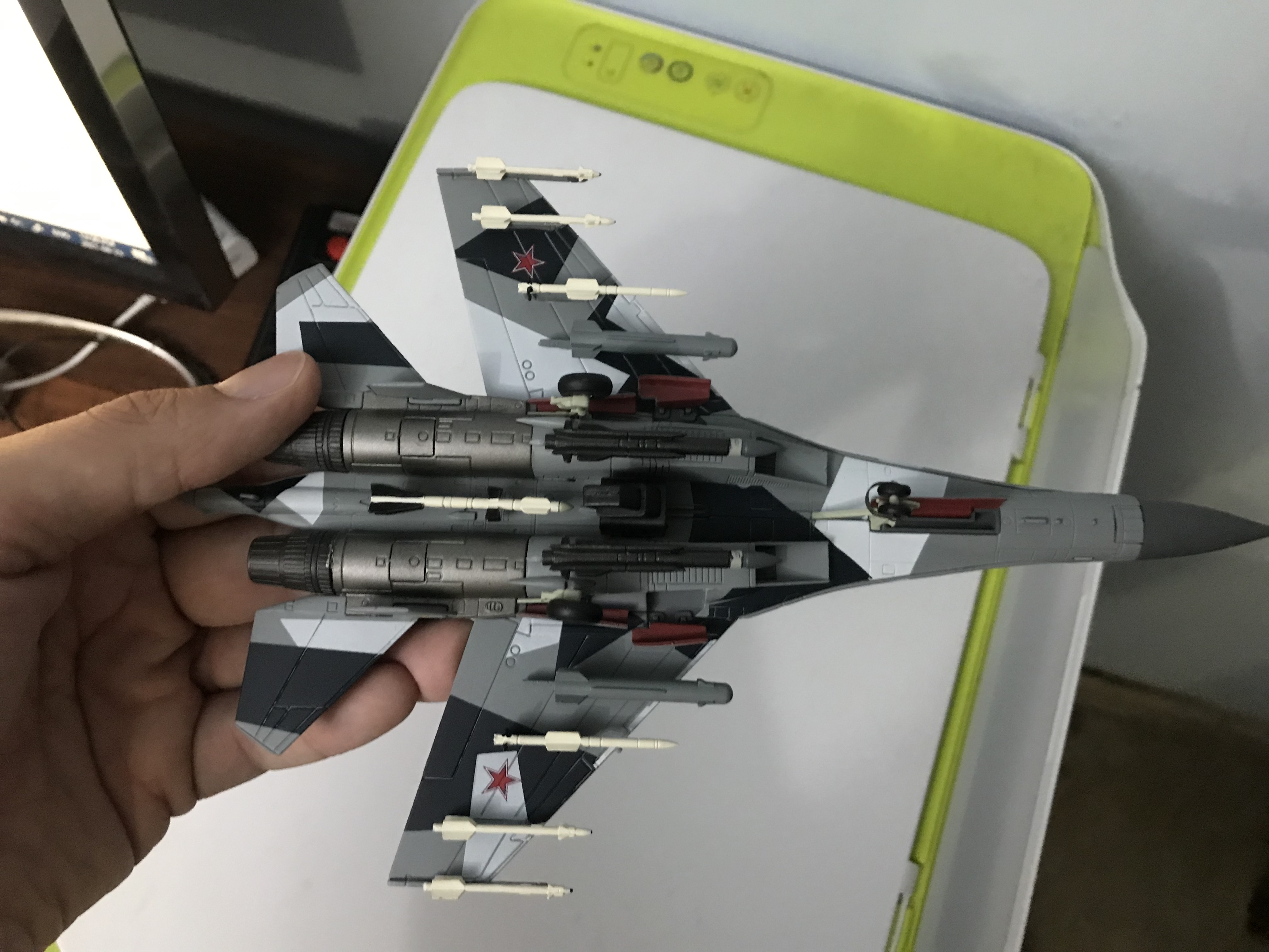 Sukhoi Su-35 Super Flanker