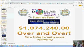 People Helping People Worldwide System Force Fed Self Building with Development Updates Webinar Replay 29th Jan 2019