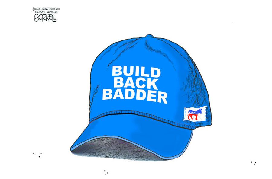 BBB hat....