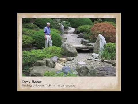 """""""David Slawson: Finding Universal Truth in the Landscape"""""""