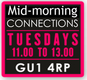 LAUNCH EVENT: Mid-morning Connections, Guildford