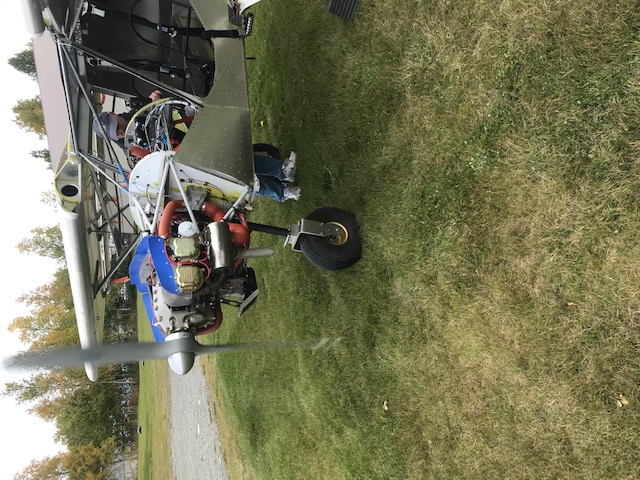 First Engine Start Sept 22 2021