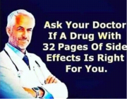 Ask your doctor?