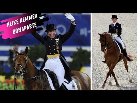 Best Freestyle Ever? Heike Kemmer & Bonaparte WEG 2006 Grand Prix Dressage Freestyle