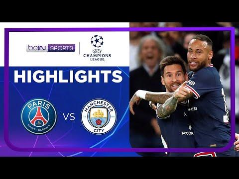 เปแอสเช 2-0 แมนเชสเตอร์ ซิตี้ | ยูฟ่า แชมเปี้ยนส์ ลีก ไฮไลต์ Champions League 21/22