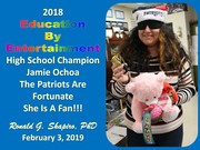 Jamie Ochoa Recognition 2019-02-03