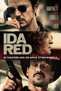 Ida. Red poster