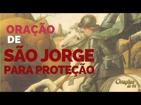 ORAÇÃO DE SÃO JORGE PARA PROTEÇÃO