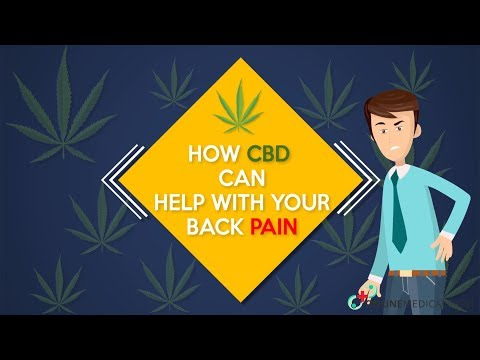 How CBD Can Help with Your Back Pain