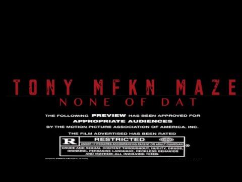 None Of Dat by Tony MFKN Maze (Love Kills Ep)