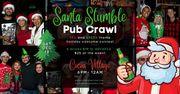 7th Annual Santa Stumble Pub Crawl Cocoa Village, Saturday, Dec. 18, 6 pm to midnight
