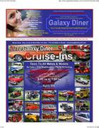 Galaxy Diner Cruise In - 1st Saturday of Every Month