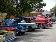Daze Gone By Car Show -Covington, Ga.