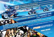 Daytona Cycle World International Motorcycle Show -Daytona Beach, Fl