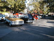 Dahlonega's Gold City Classic Car Cruise In