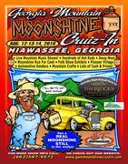 Georgia Mountain Moonshine Cruiz-In -Hiawassee, GA