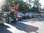 Dahlonega's Gold City Classic Car Club Cruise In -Delonega, GA