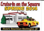 Cruise In on the Square -Washington, GA