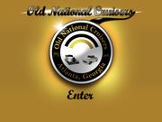 Old National Cruisers Annual Car Show -Ellenwood, GA