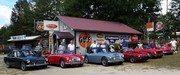 Brtitish Motoring Club Car Show -Montgomery, Al