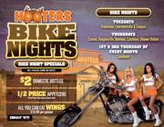 Hooters of Kennesaw Bike night -Kennesaw, GA