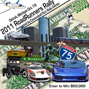 RoadRunners Rally, Mad-Dash for $50,000 Cash! -Detroit, MI