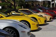 Festivals of Speed at the Ritz-Carlton Orlando Grande Lakes -Orlando. FL